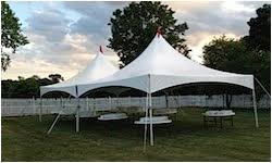 tent rentals nj eagle tent rentals hunterdon somerset and mercer county nj