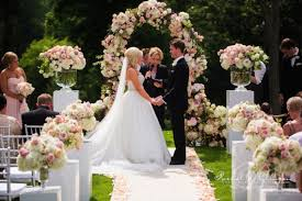 wedding ceremony decoration ideas 12 gorgeous wedding ceremony decor ideas the magazine