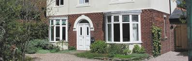 distinct bay and bow windows in bristol associated windows white upvc bay window