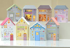 house gift home is where your mum is light up house gift all about home range