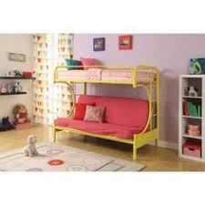 Metal Bunk Bed Ladder Photos Of Metal Frame For Loft Bed With Futon And Desk U2026 Pinteres U2026