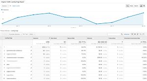 website traffic report template 5 simple analytics reports you should create for every client