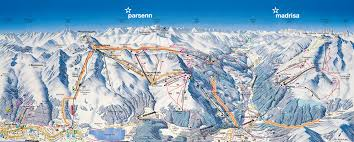 Mt Snow Trail Map Davos Piste Map Trail Map