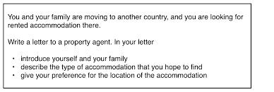 ielts general writing u0027accommodation u0027 letter ielts simon com