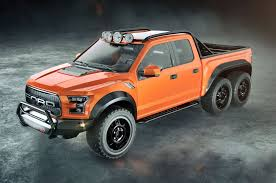 Ford Raptor Truck Bed Accessories - hennessey teases 2017 ford f 150 raptor 6x6