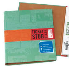 ticket stub album best 25 ticket stub diary ideas on things to buy