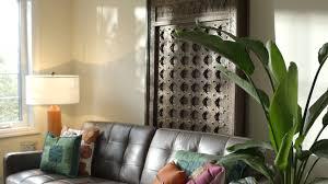 canapé exotique un salon exotique inspiration design casa