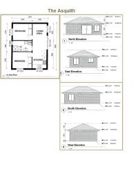 compact 2 car garage w flat roofflat roof plans modern designs medium image for all purpose homes granny flat designs view larger floor plan image and elevation