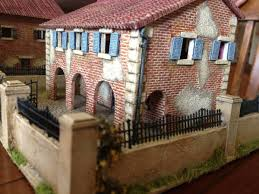 house with porch normandy buildings u2013 wargaming info