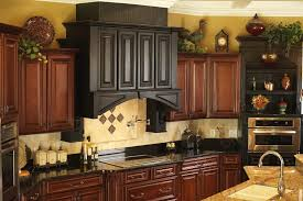 kitchen decorating ideas with accents above kitchen cabinet decor