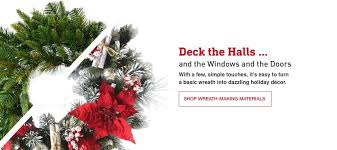 does home depot have their black friday deals on wreaths swags shop christmas wreaths u0026 garland at lowes com