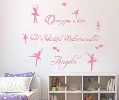 online buy wholesale dance wall art from china dance wall art custom personalised name ballerina ballet dancing wall art sticker nursery decor size 120 100cm