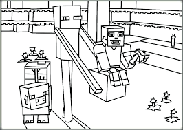 coloring pages minecraft pig minecraft coloring pages to print coloring page of a pig pig