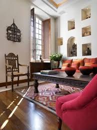 Colorful Indian Homes Interiors Indian Interiors And Indian House - Interior design for indian homes