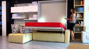 Ikea Armadi A Muro by Letti A Scomparsa Cubik Fratelli Spinelli Youtube