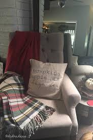 adding cozy fall blankets your home décor dedra davis writes
