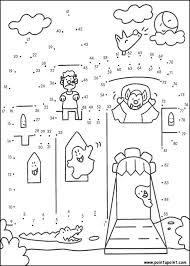 hard dot to dot printable puzzles page 1