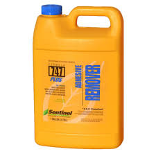 sentinel formula 747 plus 128 oz adhesive remover spi747 1 the