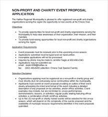 Free Non Profit Business Plan Template by Sle Non Profit Template Free Documents In Pdf Vfaxf
