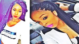 medium box braids with color tumblr latest box braids hairstyles for african american women youtube