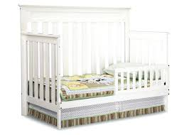 Bassinet Converts To Crib Toddler Bed Munire Majestic Crib Conversion Kit