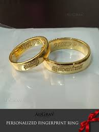 customized rings with names personalized gold diamond platinum jewelry online shopping in india