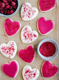 coconut oil sugar cookies with naturally colored icing oh ladycakes