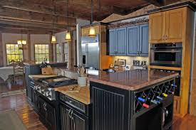 multi level kitchen island add a two tier island in your kitchen m m construction