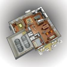 3d floor plan renderings prevision 3d