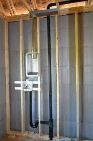 laundry room in basement plumbing home design ideas