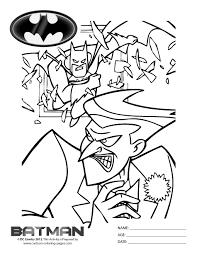 batman joker coloring pages batman joker coloring pages