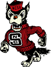 North Carolina State Wolfpack Logo - Chris Creamer's Sports Logos ...