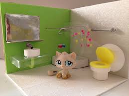 How To Make A Bathroom Vanity by How To Make A Lps Shower Youtube