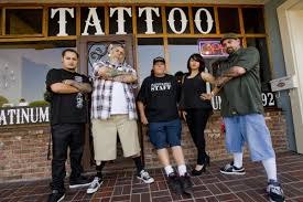 platinum ink is tustin u0027s first tattoo shop u2013 orange county register