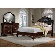 American Signature Bedroom Furniture by The Manhattan Collection Cherry American Signature Furniture
