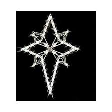 Amazon Com Outdoor Christmas Decorations by Amazon Com New Christmas Lighted Star Indoor Or Outdoor Home