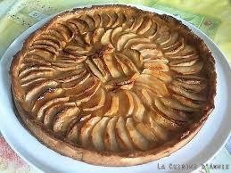 cuisine tarte aux pommes recette tarte aux pommes classique la cuisine familiale un