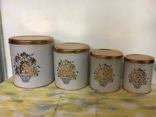 what to put in kitchen canisters copper canisters ebay
