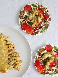food network pesto puff pastry christmas tree