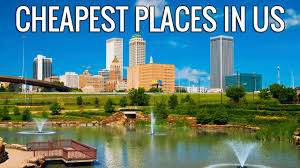 10 cheapest places to live in the us 2018 youtube