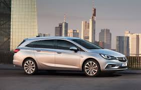 vauxhall astra automatic vauxhall astra sports tourer estate boots up at frankfurt motor