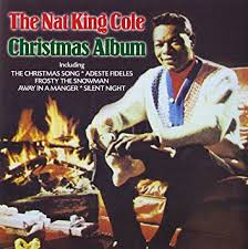 christmas photo album nat king cole the nat king cole christmas album