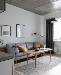 Best  Scandinavian Apartment Ideas Only On Pinterest Terraces - Interior design apartment living room