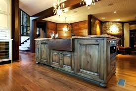 antique beige kitchen cabinets nice chandelier and rustic antique grey cabinet for elegant kitchen