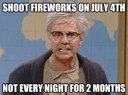 Fireworks Meme - 20 funny 4th of july memes for this special holiday sayingimages com