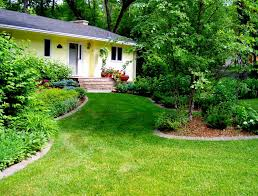 garden ideas landscaping design ideas for front of house exotic