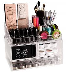 Bathroom Makeup Storage by 25 Best Makeup Storage Ideas On Pinterest Makeup Organization