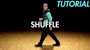 Tutorial Dance One More Night | how to shuffle dance moves tutorial mihran kirakosian youtube