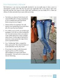 sewing your own jeans ebook by closet case patterns