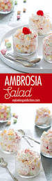 jello salads for thanksgiving 25 best ambrosia salad ideas on pinterest fruit salad with